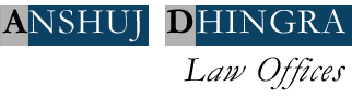 Anuhuj Dhingra Law Office
